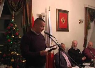 Književna večer s Jevremom Brkovićem
